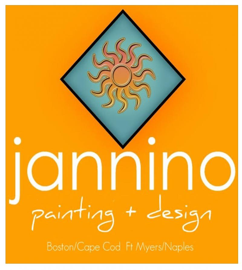 Jannino Painting and Design Logo