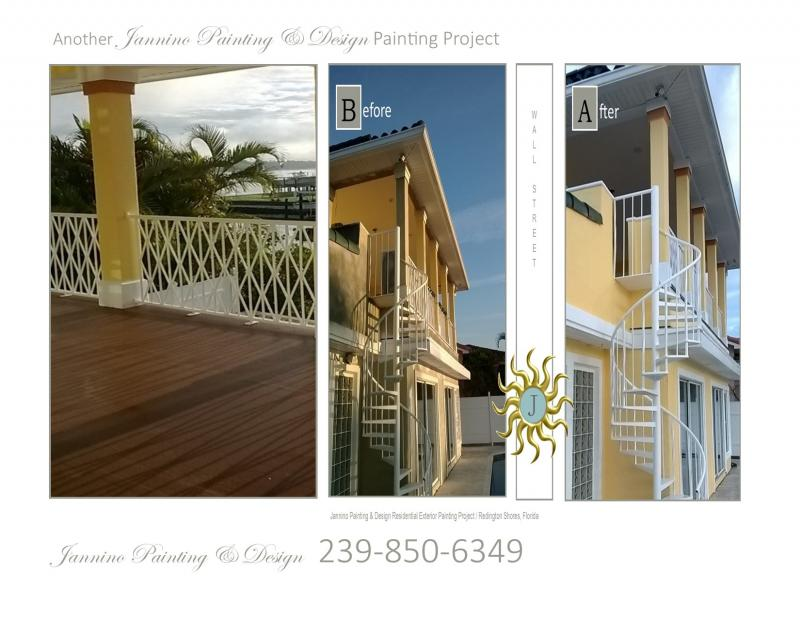 Redington Shores Florida Exterior Painting for Less by Sober Drug-Free Painter