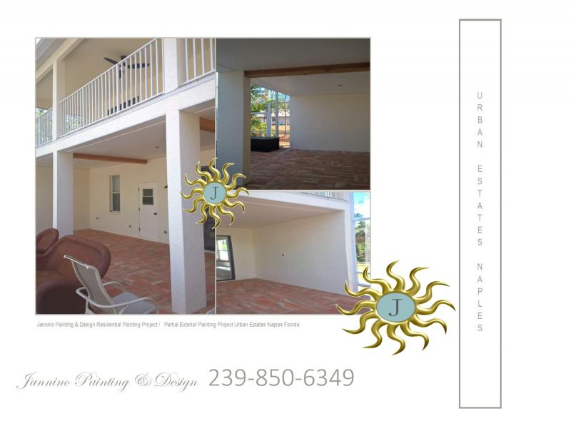 #1 Affordable Painter Golden Gate Estates Urban Estates Logan Woods Naples FL