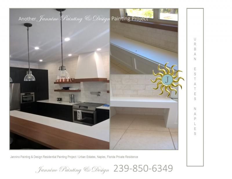 4221 5th Ave NW Naples Florida Painting Services by Jannino Painting Design