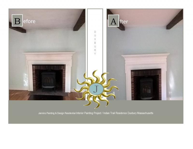 Duxbury Affordable Painting Interior Exterior Fireplace Mantels Built-Ins etc