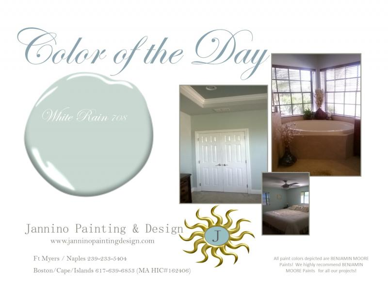 Great Paint Color for Bedrooms Bathrooms in Naples Bonita Springs Marco Island