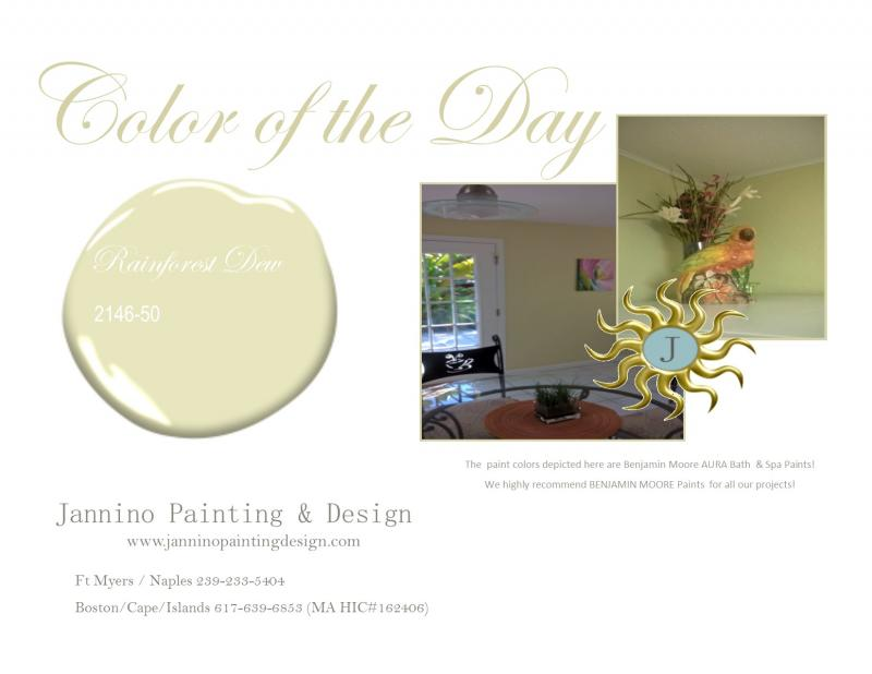 Benjamin Moore AURA Bath & Spa Paint Fort Myers Beach Most Trusted Painter