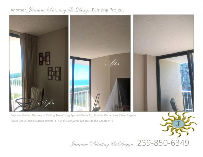A #1 Painter Condos in Marco Island Florida is Jannino Painting and Design