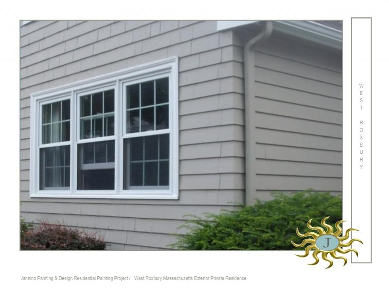 Affordable Exterior Painter Boston Metro West South Shore Cape & Islands