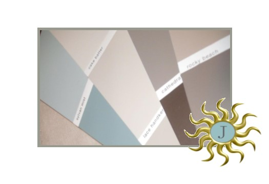 Jannino Painting and Design Prefers Benjamin Moore Paints for all Projects