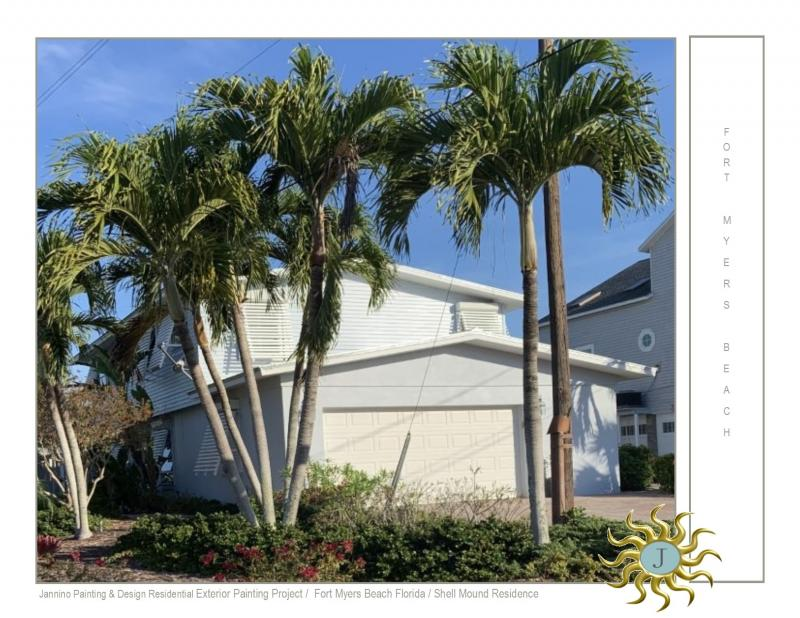 Affordable Exterior Painting Fort Myers Beach Sanibel Island Captiva Island